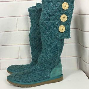 UGGs Australia 2 ways to wear boots